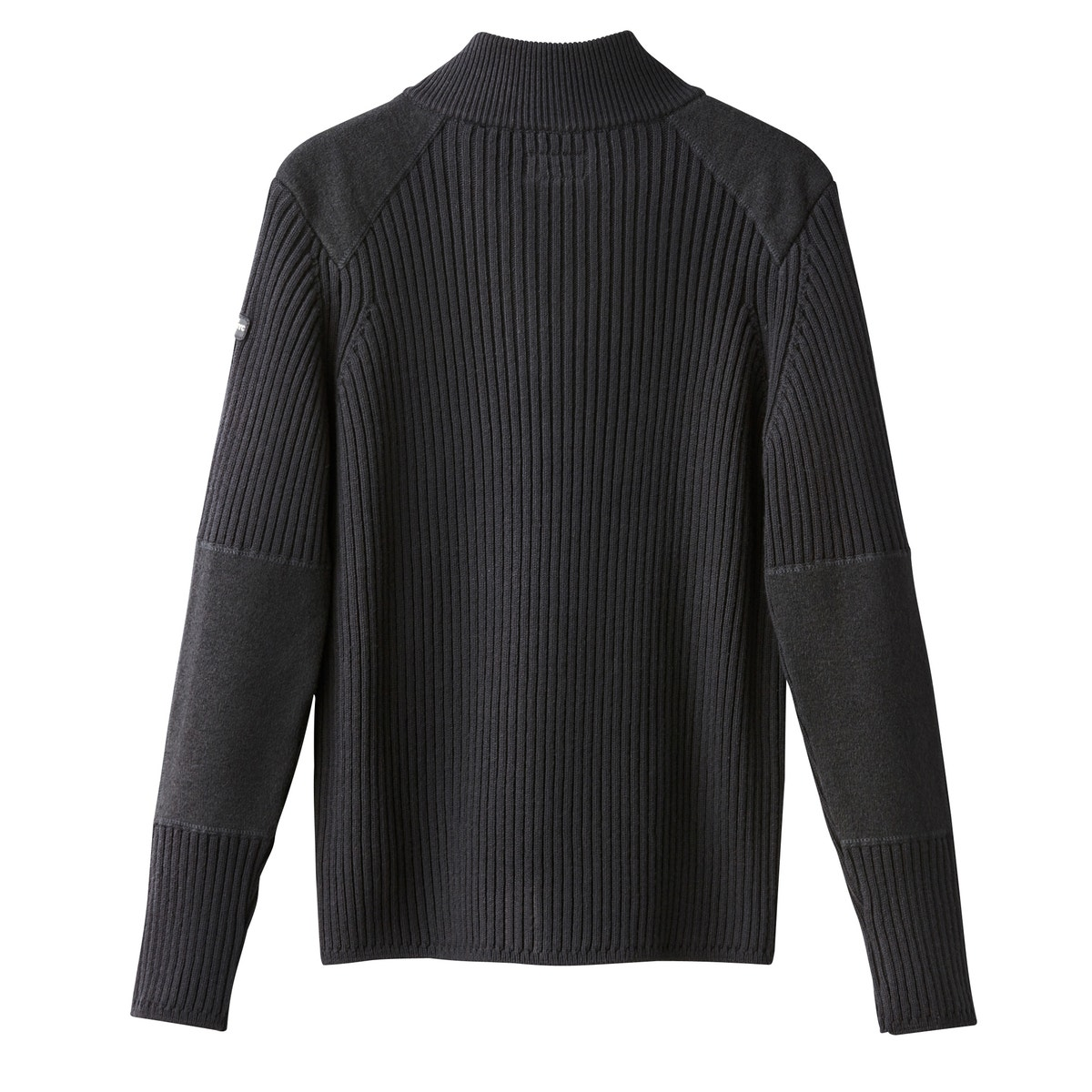 Schott-Mann-Pullover-Grobstrick