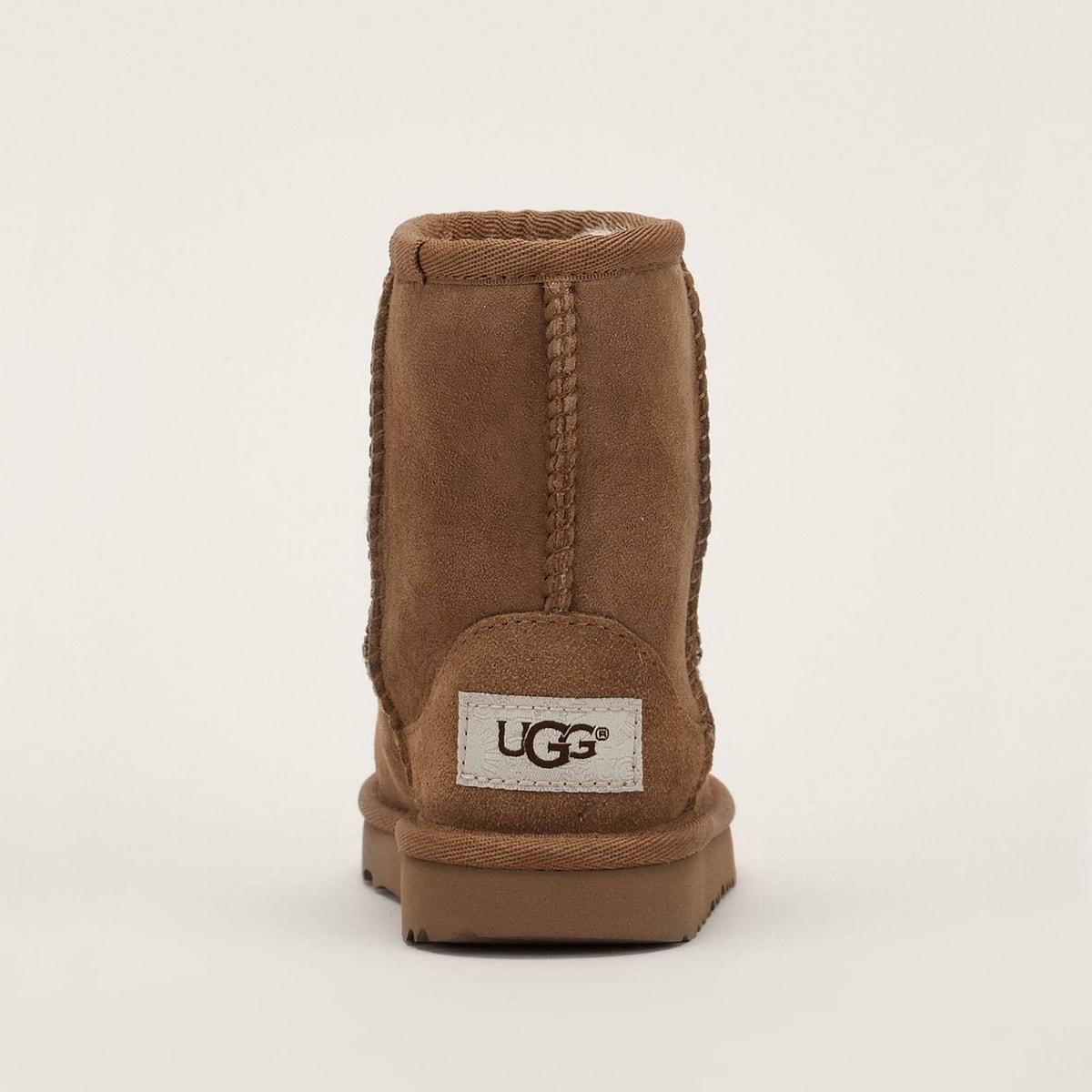 Ugg-Gefutterte-Stiefeletten-Classic-Ii