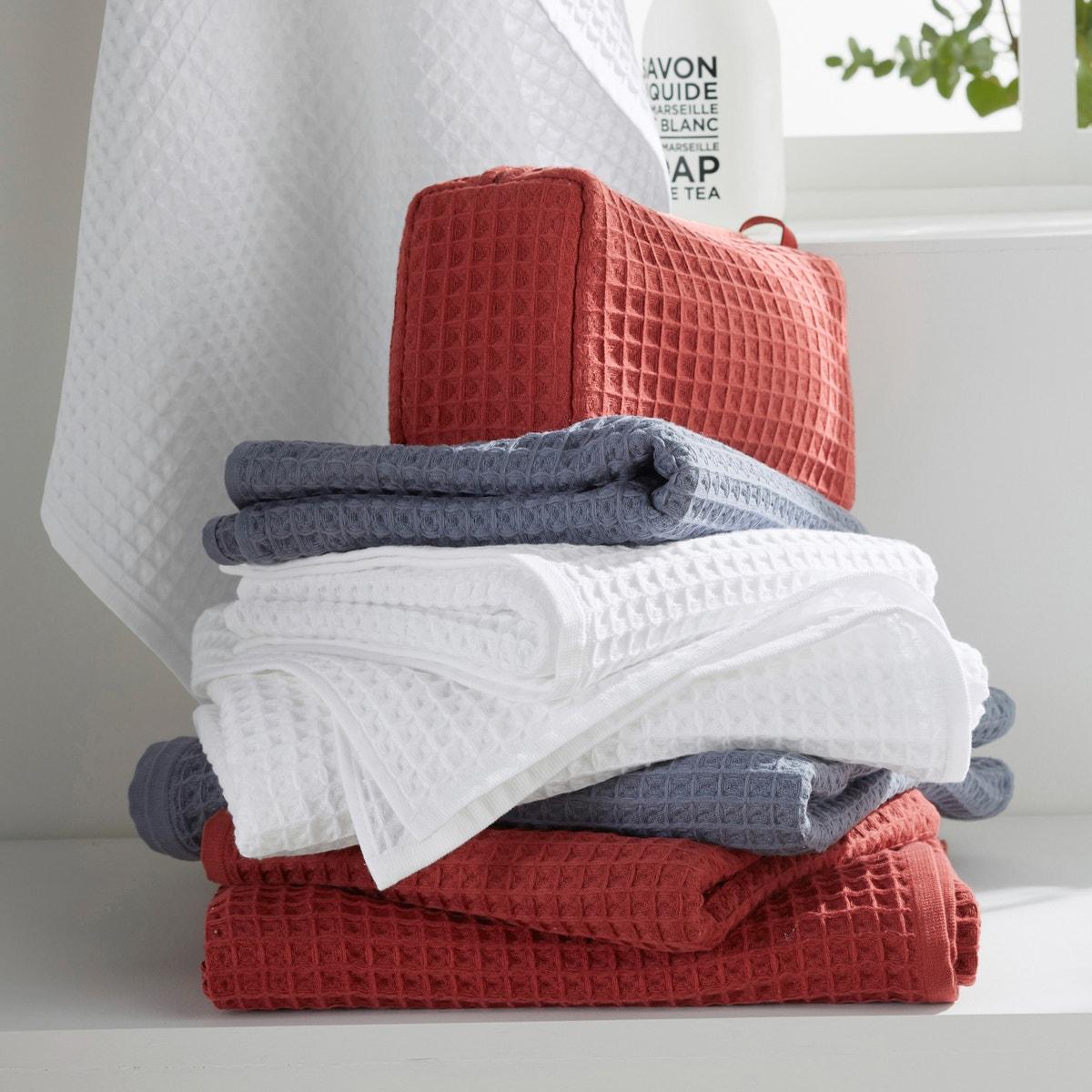 La Redoute Interieurs  Honeycomb Cotton Hand Towel 350101967