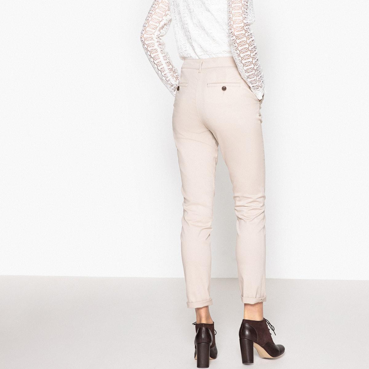 da 5 Fit Slim Pantaloni 31 lunghezza Chino donna xqTCntwgP