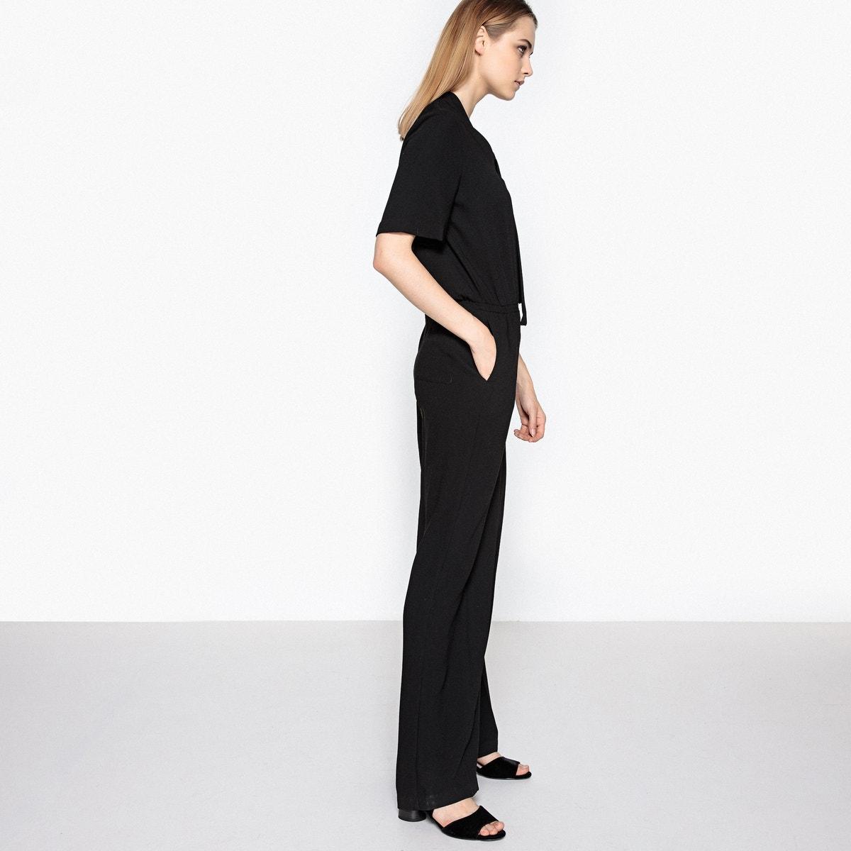 6995598663b0 La Redoute Collections Womens Wide Leg Jumpsuit