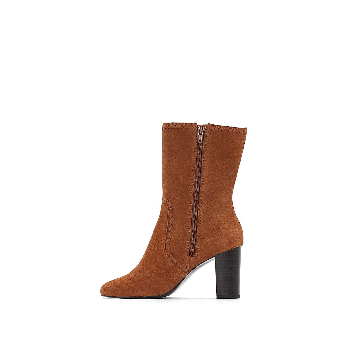 La rotoute Collections damen High High High Heeled Leather Ankle Stiefel cb3f91