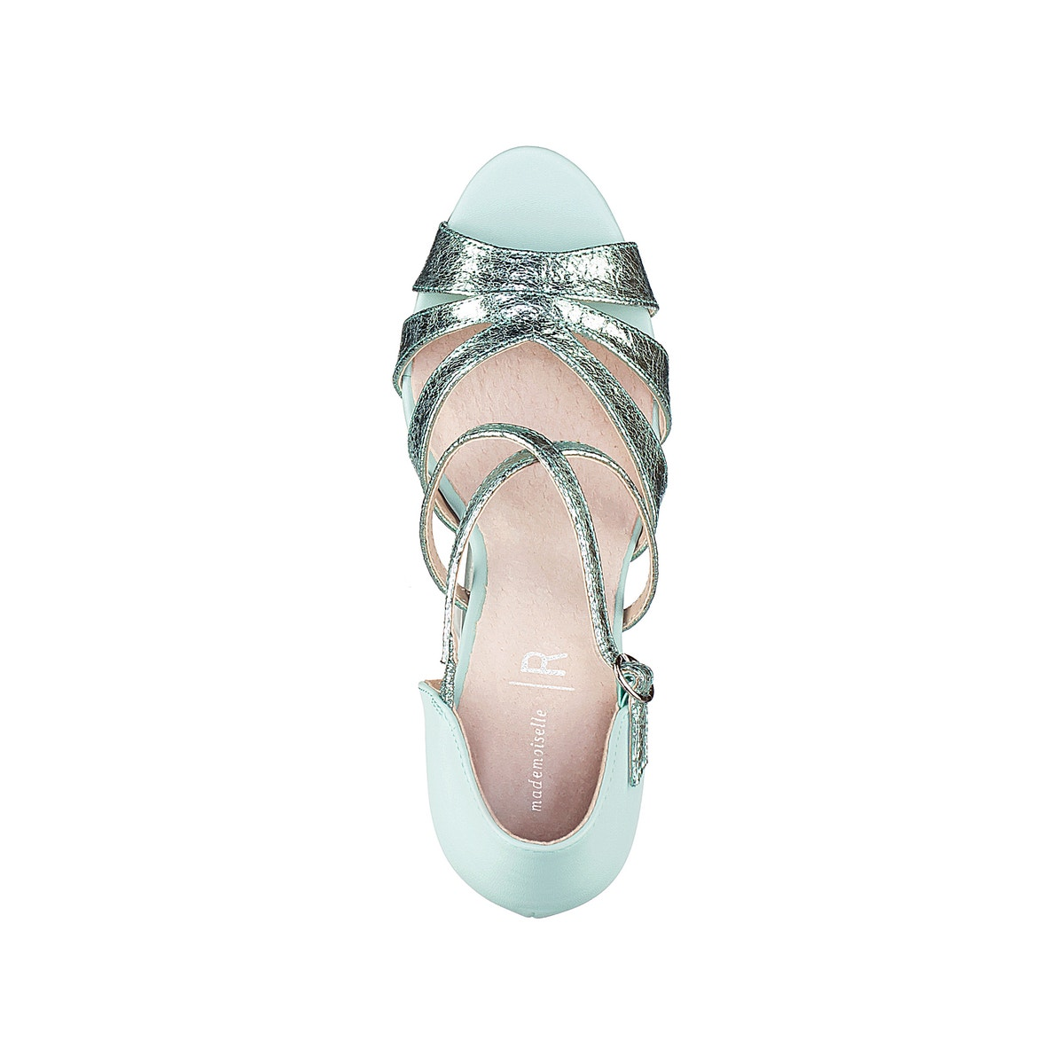La Redoute Sandals Donna Metallic Sandals Redoute 77ed50