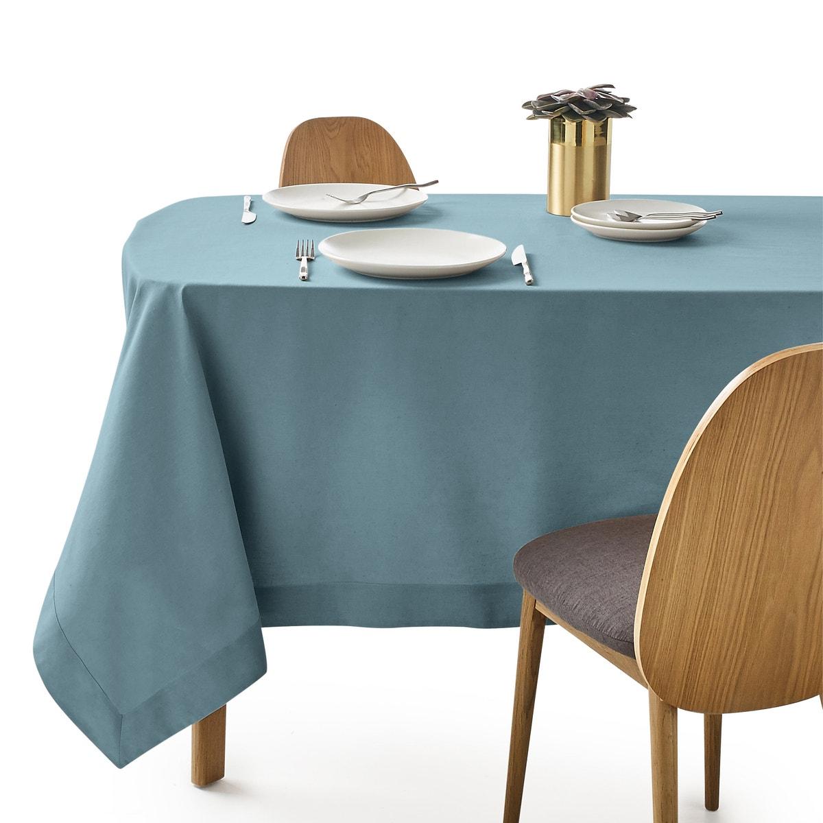 La Redoute Interieurs Border Linen Blend Tablecloth