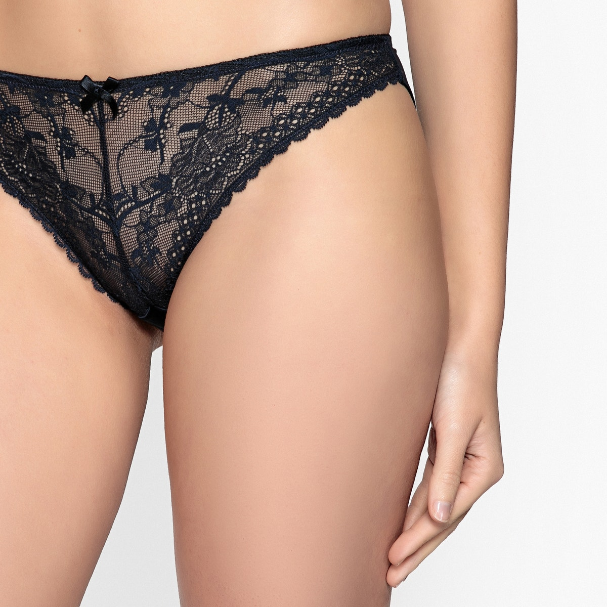 La-Redoute-Collections-Womens-Lace-Briefs