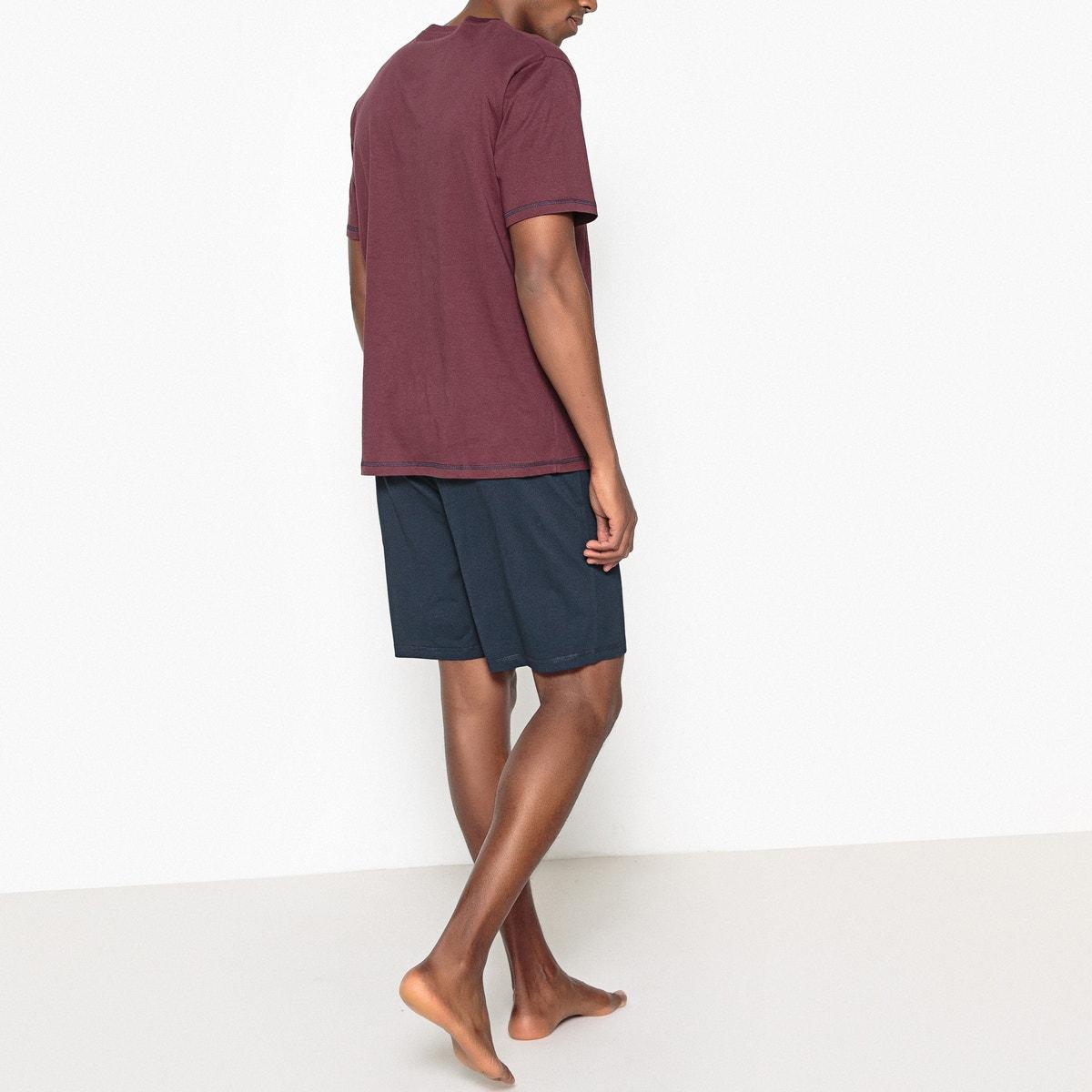 La Redoute Collections Mens Short Pyjamas  56e04db5e