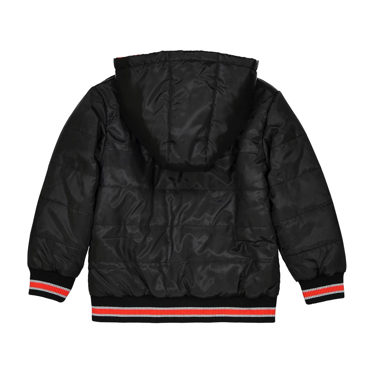 fb8a7b193d4f Boys Light Hooded Padded Jacket