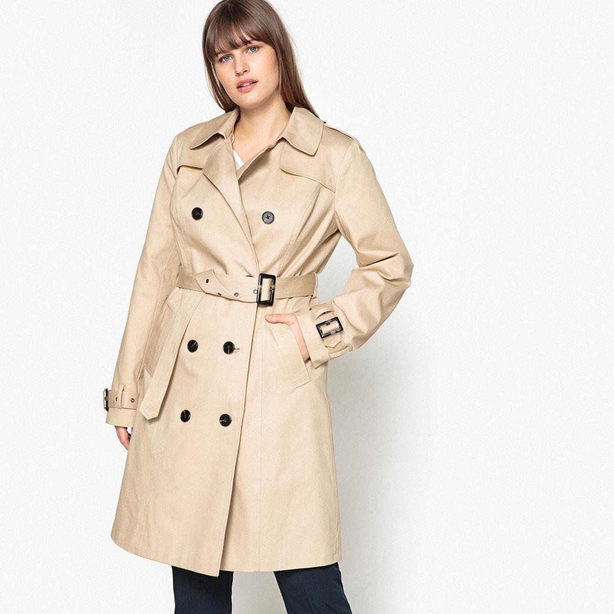 Castaluna Womens Showerproof Trench Coat