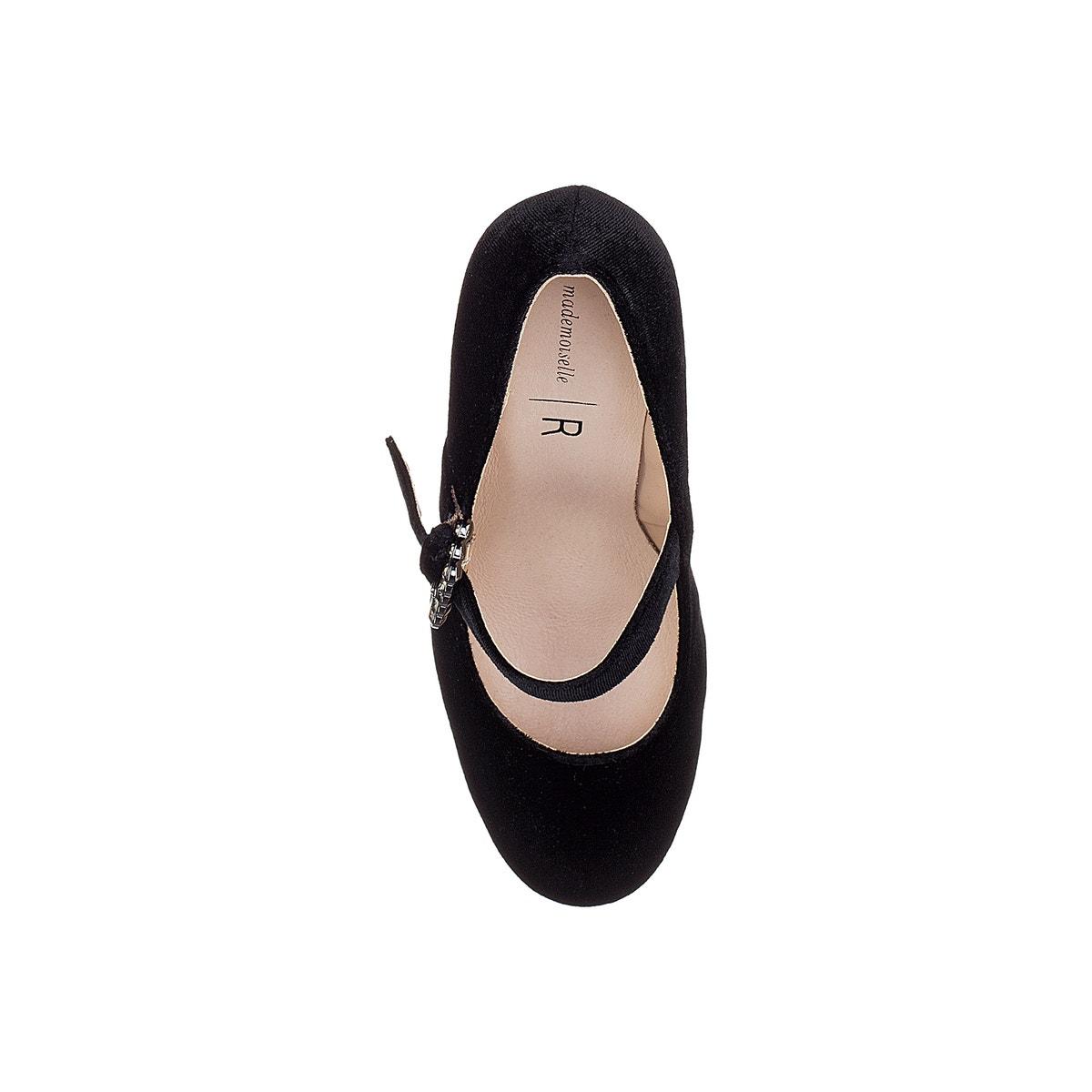 La rotoute damen Velvet Heels Heels Heels With Pretty Buckle c491df