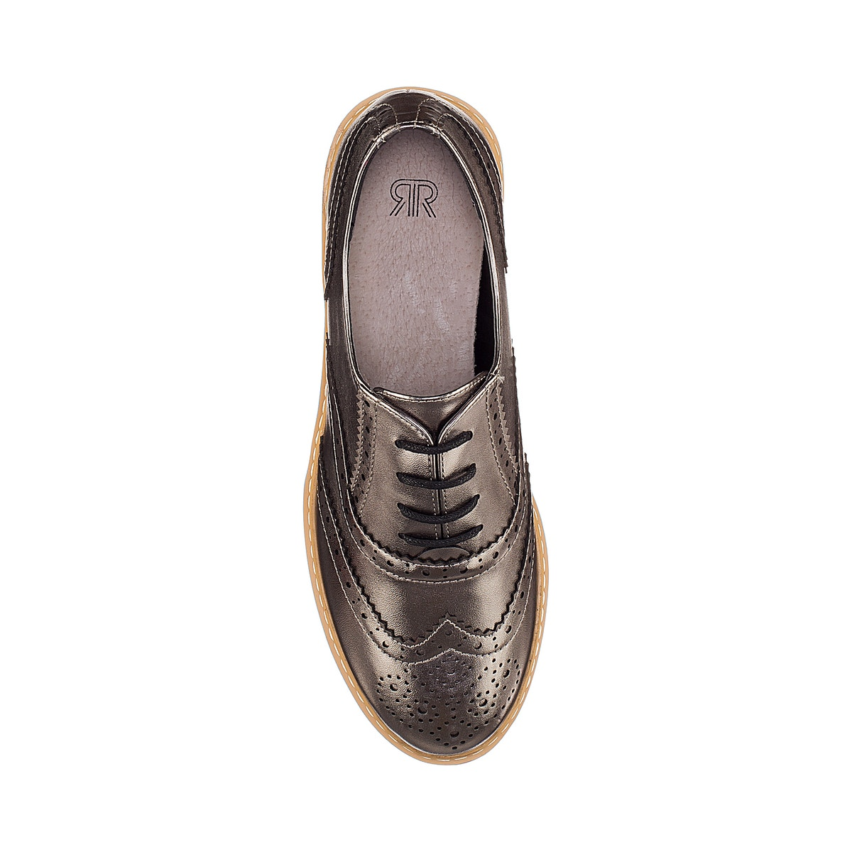 La Damenschuhe ROToute Collections Damenschuhe La Brogues With Two-Tone Sole 06f393
