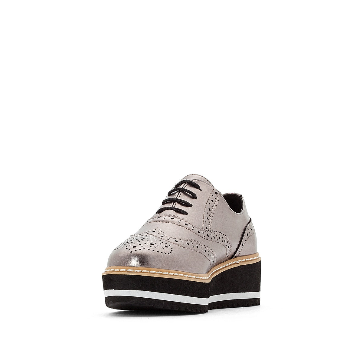 La ROToute Collections Damenschuhe Two-Tone Brogues With Two-Tone Damenschuhe Sole c3ce81