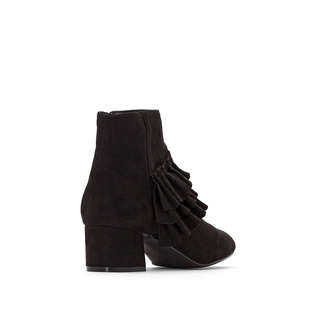 La ROToute ROToute ROToute Collections Damenschuhe Fringed Ankle Stiefel eacdd1