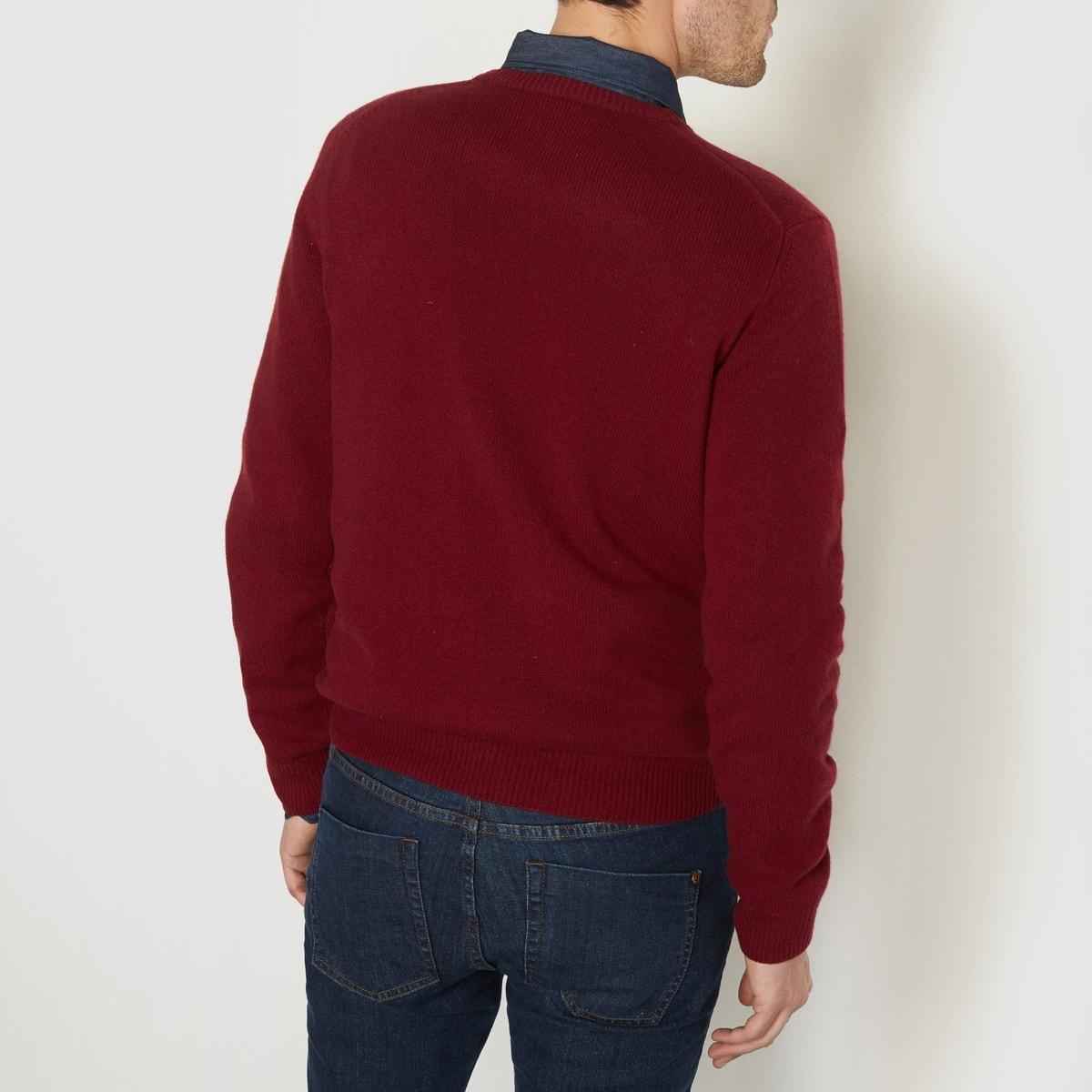 La Philippe rotoute Collections Mann Pullover Philippe La Vausschnitt Lammwolle 92e96f