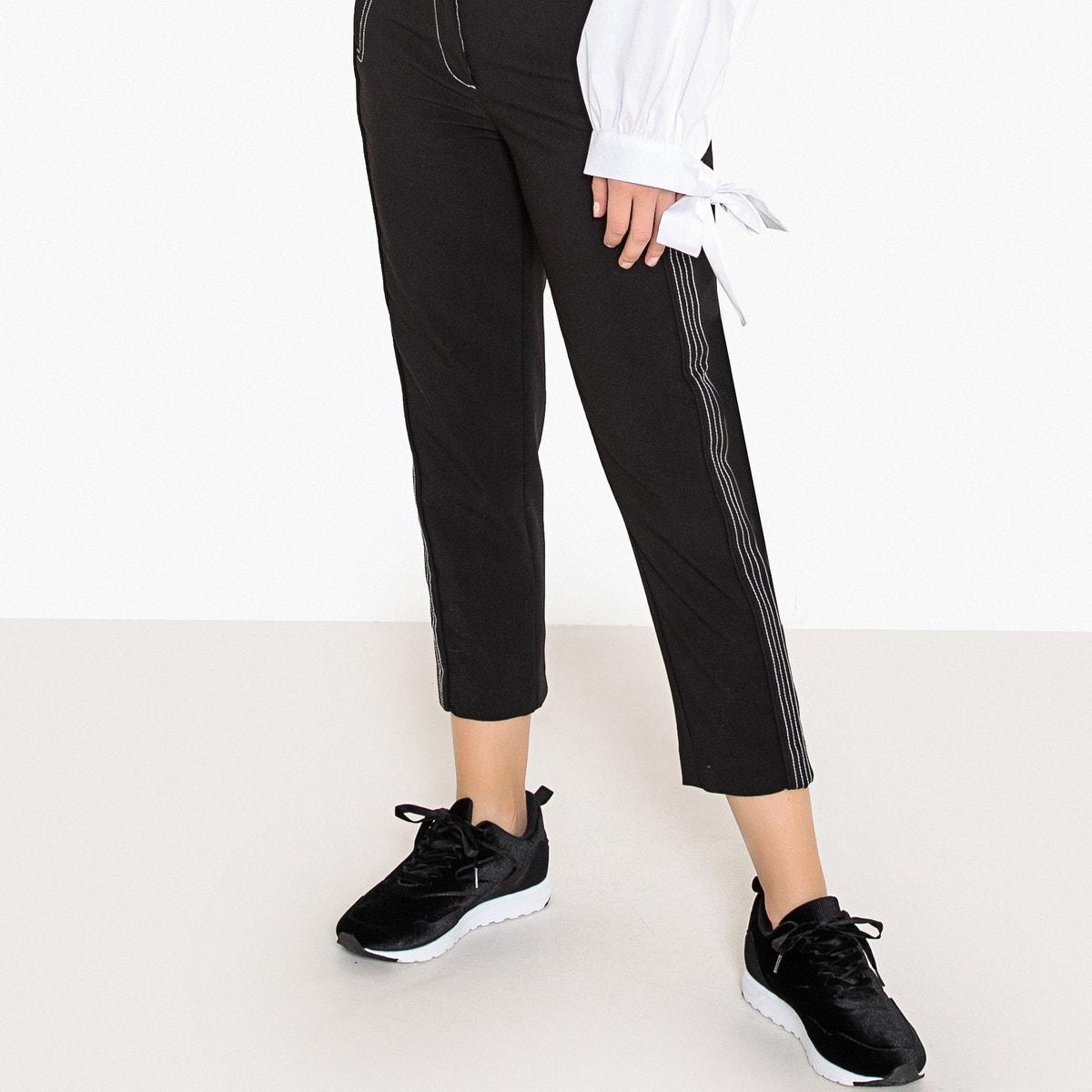 24 ajustée coupe femme court longueur Pantalon 5 SXqP6wnn