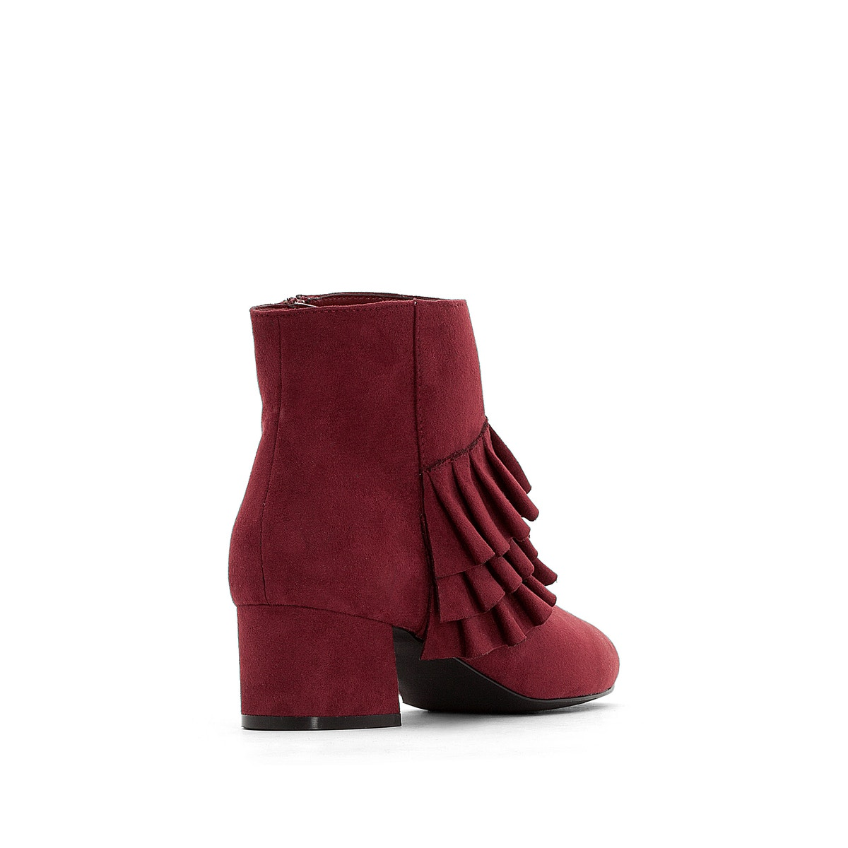 La rotoute Collections damen Fringed Ankle Ankle Ankle Stiefel 192376