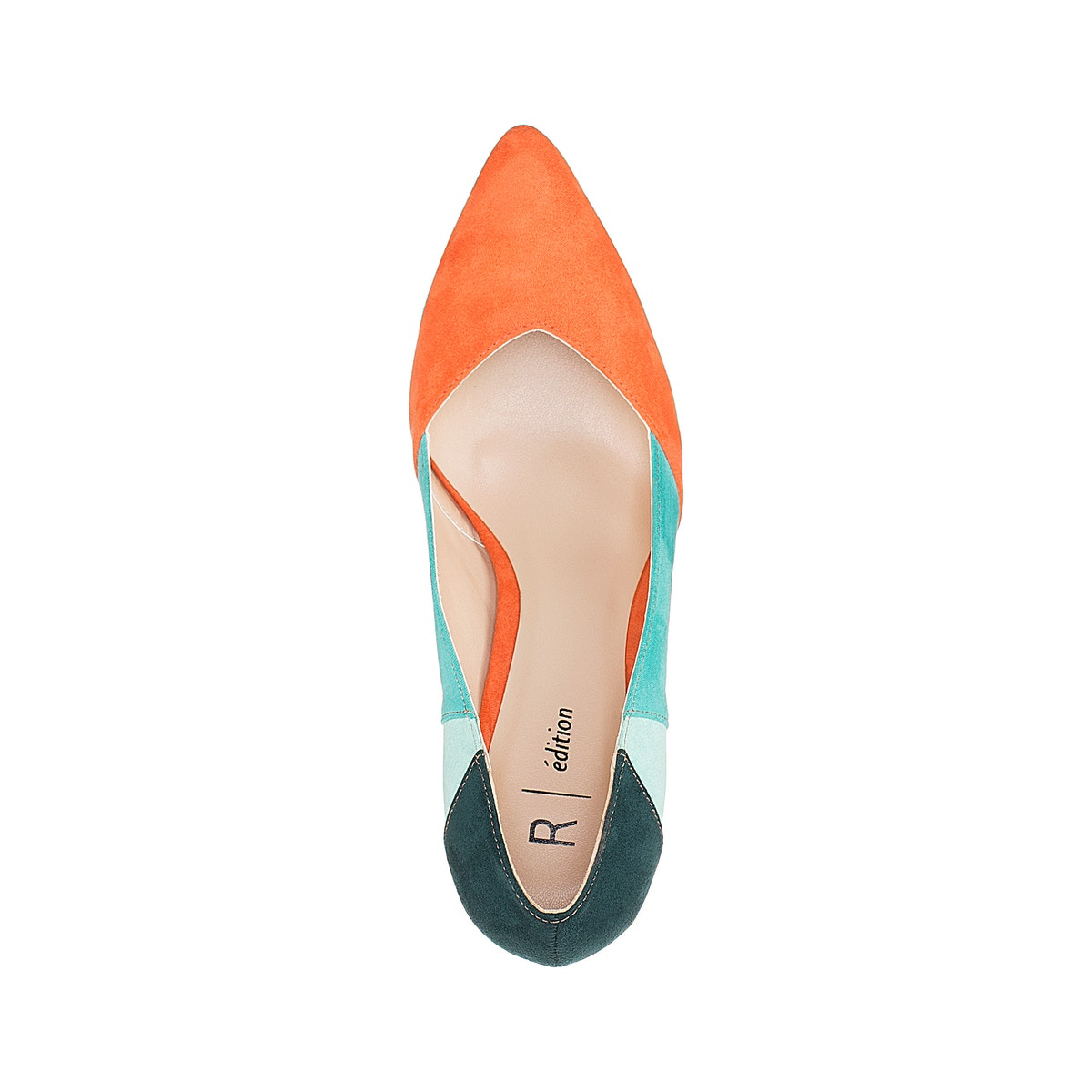 La-Redoute-Collections-Womens-Multicoloured-Heels