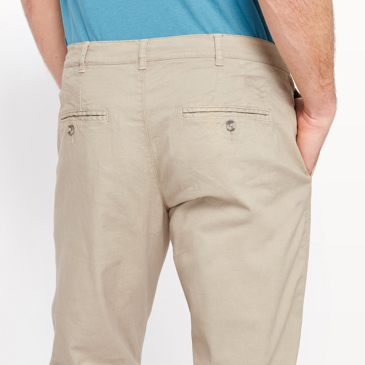 La-Redoute-Collections-Mens-Slim-Fit-Chinos