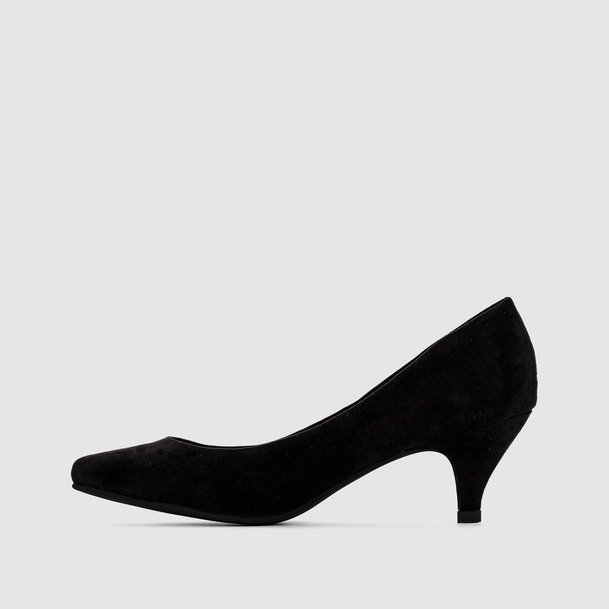 6522245bbff Castaluna Womens Wide Fit Medium Heels